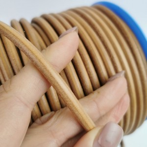 6mm Rolled handbag handles cording
