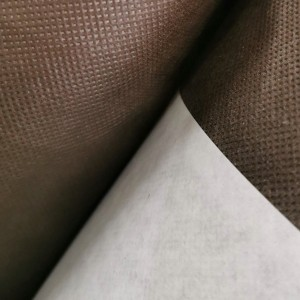 100 x 150 cm Brown Self Adhesive Lining Fabric