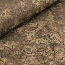 Cork Fabric Natural oak tree texture, Cork fabric Embossing 50x60cm
