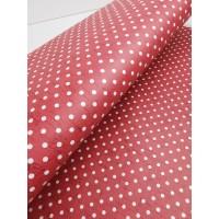 "Cork fabric, Printed pattern on white cork 68x50cm / 27.50""x20"", (J_V)"