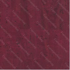 "Cork leather, green product, Portuguese cork fabric Bordeaux 69x50cm / 27.50""x20"""