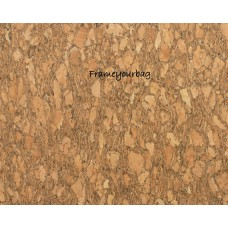 100x140 Cm Cork leather, green product, Portuguese cork fabric granada (80.02)