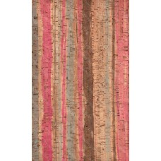 """Cork leather, green product, Portuguese cork fabric Printed pattern 68x50cm / 27.50""""x20"""""""