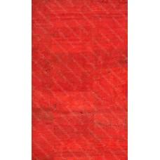 "Cork leather, green product, Portuguese cork fabric Orange 68x50cm / 27.50""x20"""
