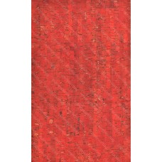 100x140cm Cork leather, green product, Portuguese cork fabric orange bamboo