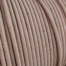 1m / 39 in - 3 mm Genuine Cork Cord light pink (European product) REF-156