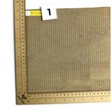 Cork fabric Scrap Sale - Different Sizes