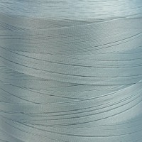 5000 meters of Cork Sewing Thread - Lubricated polyester thread, polyester floss Light Blue