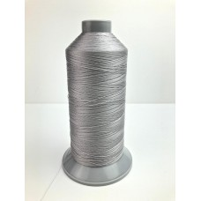 3000 meters of Cork Sewing Thread - Lubricated polyester thread, polyester floss Light Gray