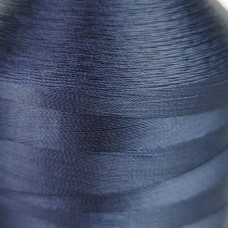 6000 meters of Cork Sewing Thread - Lubricated polyester thread, polyester floss Navy Blue