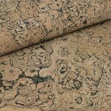 Cork leather - Portuguese cork fabric tiger
